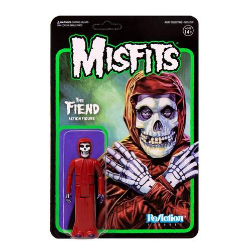 Misfits - Misfits ReAction Figure - The Fiend (Crimson Red)