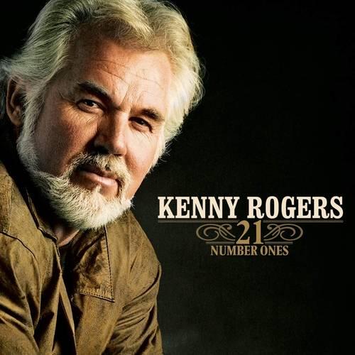 Kenny Rogers - 21 Number Ones [2LP]