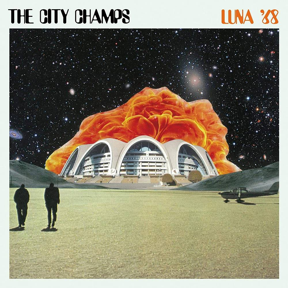 The City Champs - Luna '68 [LP]