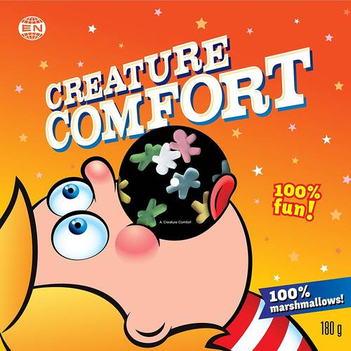 Creature Comfort [White Vinyl Single]