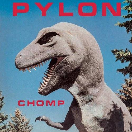 Pylon - Chomp [Indie Exclusive Limited Edition Red and Black Mix LP]