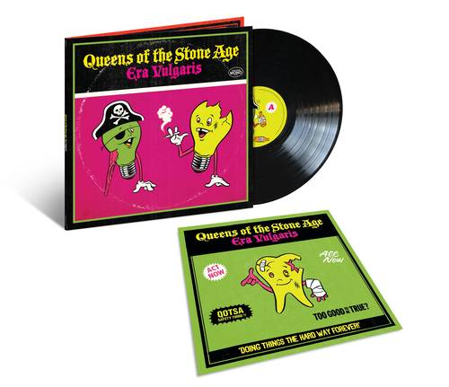 Era Vulgaris [LP]