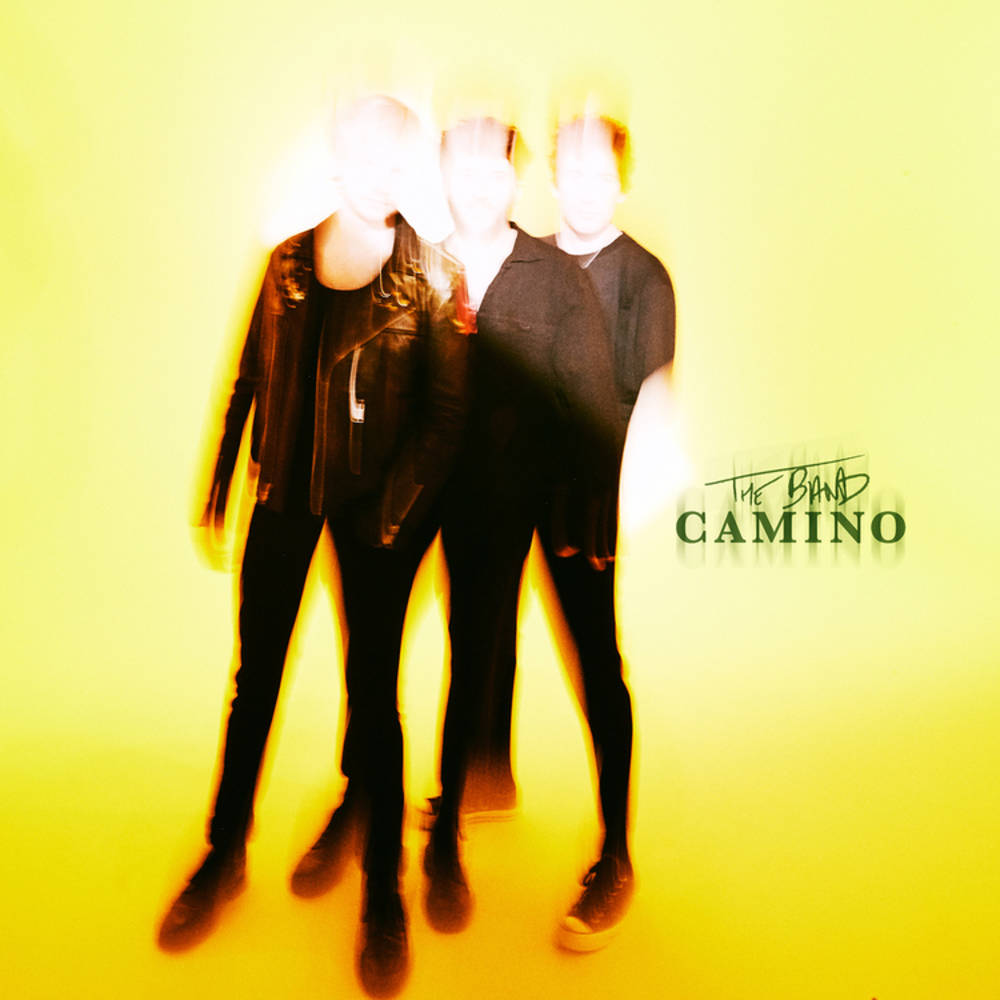 The Band CAMINO - The Band Camino [Indie Exclusive Limited Edition Clear LP]