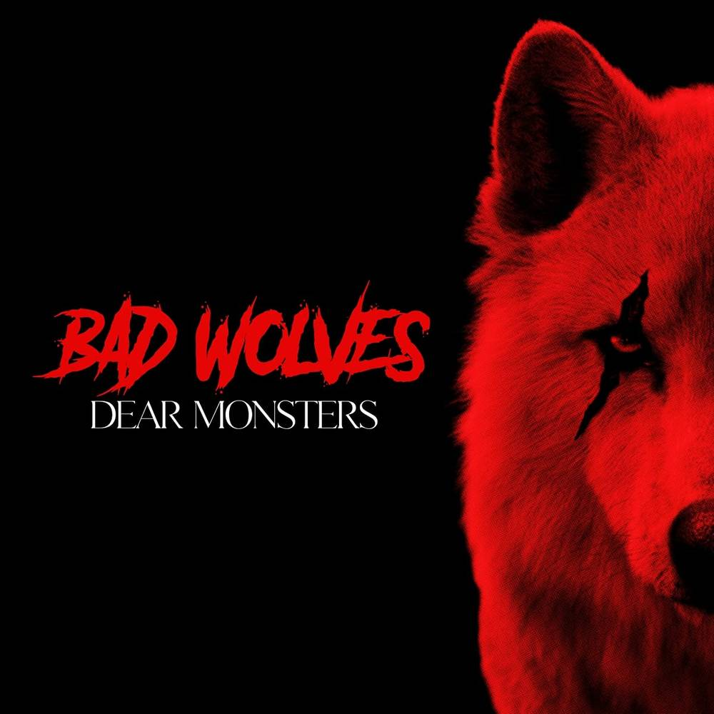 Bad Wolves - Dear Monsters [Red LP]