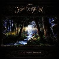 Wintersun - The Forest Seasons [Green / Mint Green Splatter LP]