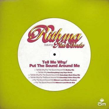 Tell Me Why/Put The Sound Around Me (6-Track Maxi-Single)