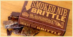 Smoked Nib Brittle