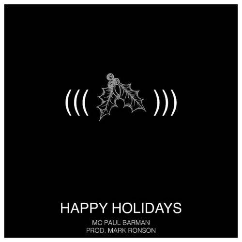 Happy Holidays - Single