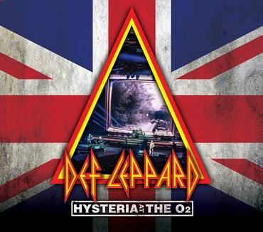 Hysteria At The O2 [Limited Edition 2CD]