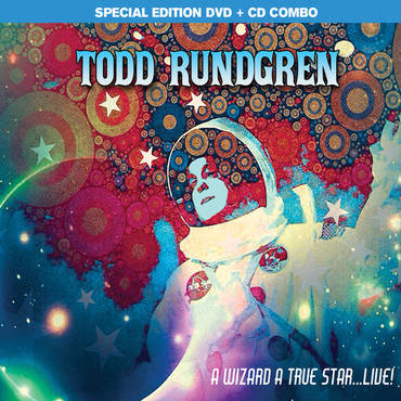 Todd Rundgren: A Wizard, A True Star...Live! [CD/DVD]