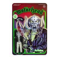 Motorhead - Motorhead ReAction Figure - Warpig - Glow in the Dark