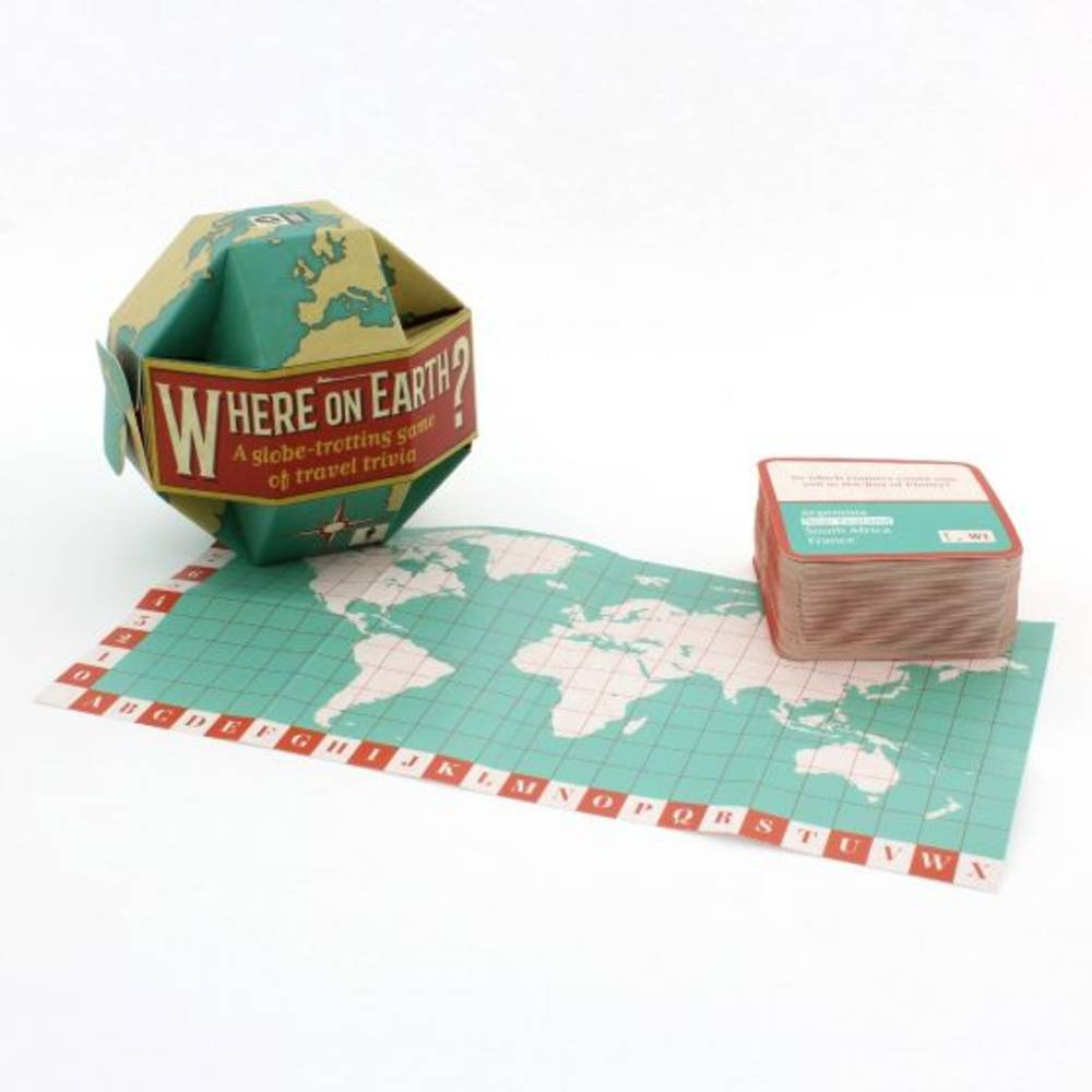 Game - Where On Earth?