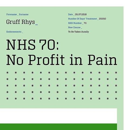 No Profit In Pain - Single