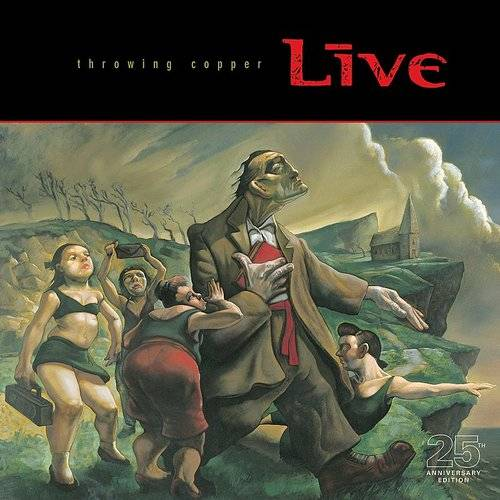 Throwing Copper (Aniv)