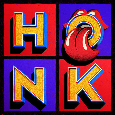 The Rolling Stones - Honk [2LP]