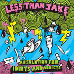 Less Than Jake - Absolution for Idiots and Addicts EP