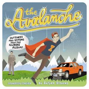 Sufjan Stevens The Avalanche Lp Record Store Day