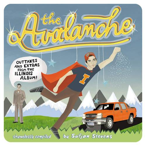 The Avalanche [LP]