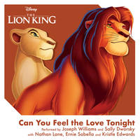 Ernie Sabella, Joseph Williams, Kristle Edwards, Nathan Lane and Sally Dworsky - Can You Feel The Love Tonight