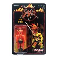 Slayer - Super7 - Slayer Minotaur ReAction - Born Of Fire