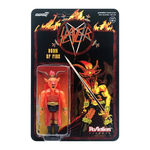 Slayer - Slayer ReAction Figure - Minotaur (Born of Fire)