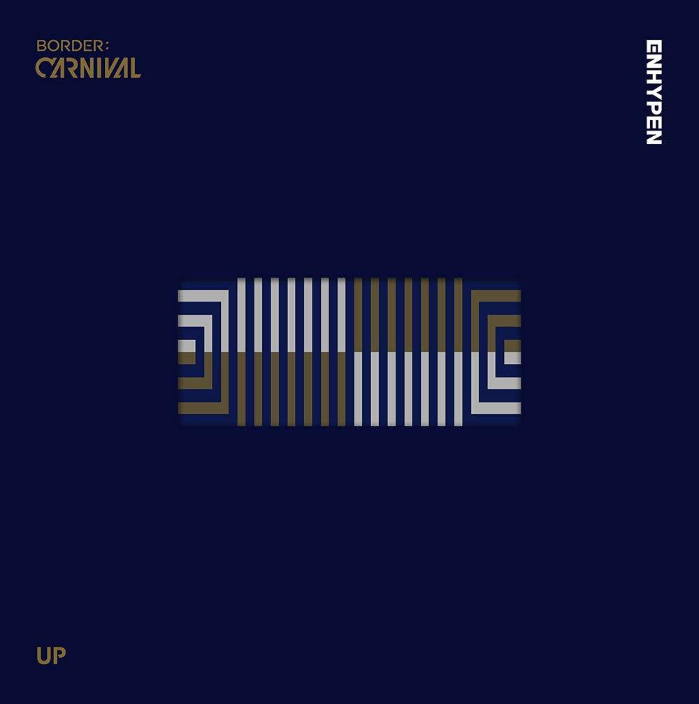 ENHYPEN - BORDER: CARNIVAL [UP Version]