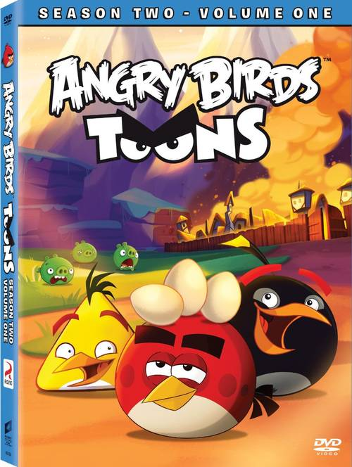 Angry Birds Toons: Season Two - Volume One