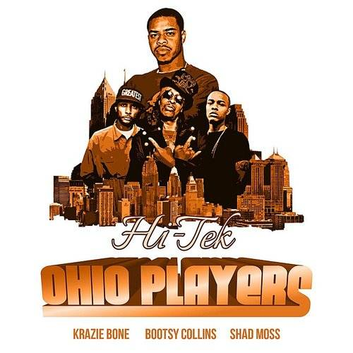 Ohio Players (Feat. Krazie Bone, Bootsy Collins & Shad Moss)