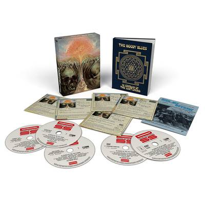 The Moody Blues - In Search Of The Lost Chord: 50th Anniversary [3CD+2DVD]