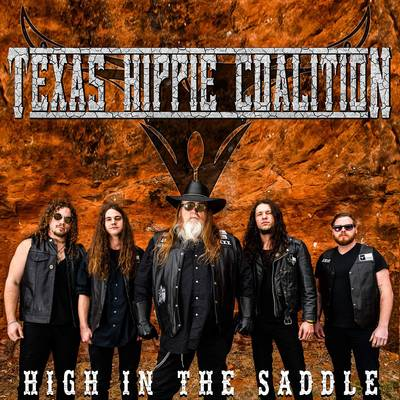 Texas Hippie Coalition - High In The Saddle [LP]