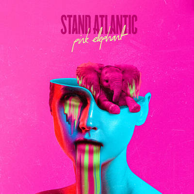 Stand Atlantic - Pink Elephant [Hot Pink LP]