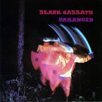 Black Sabbath - Paranoid (Uk)