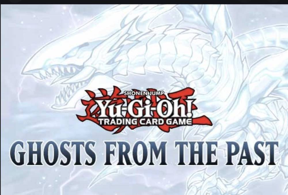 Yu-Gi-Oh! Ghosts From the Past - Display - YU-GI-OH! Ghosts from the Past - Display Item