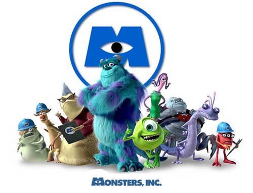 Monsters Inc. [Movie]