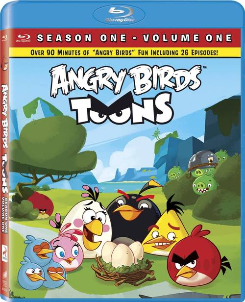 Angry Birds Toons: Season One - Volume One