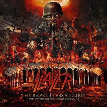 The Repentless Killogy (Live at The Forum in Inglewood, CA) [Red Swirl 2LP]