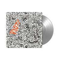 Paramore - Riot! [FBR 25th Anniversary Silver LP]