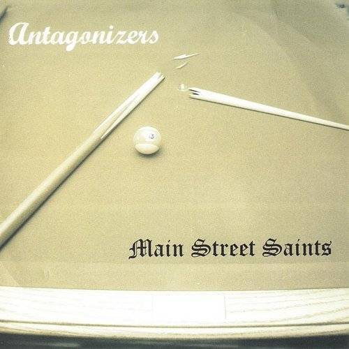 Antagonizers/Main Street Saints [Split CD] *