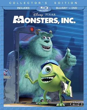 Monsters Inc (3pc) / (Coll Ac3 Dol 3pk)