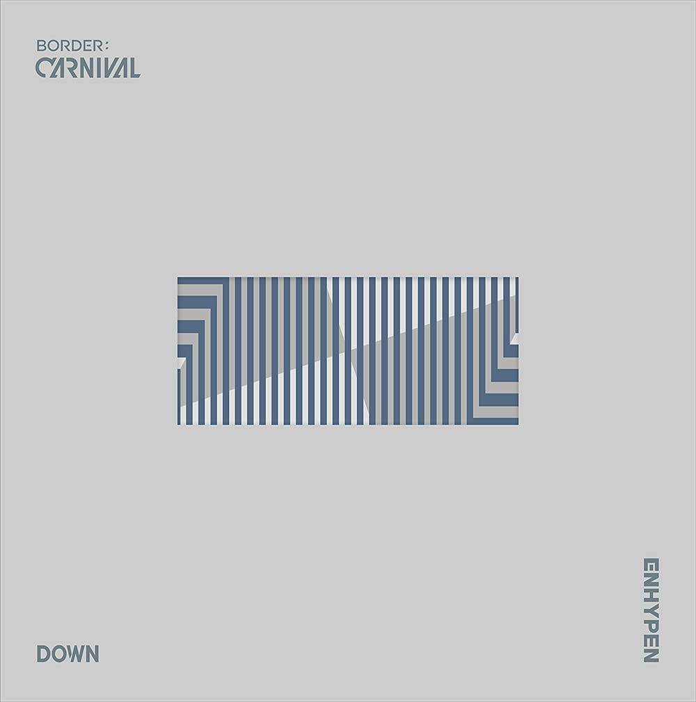 ENHYPEN - BORDER: CARNIVAL [DOWN Version]