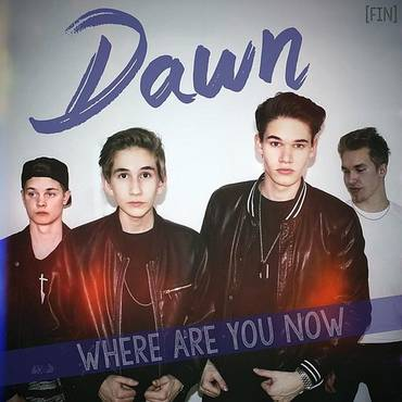 Where Are You Now - Single