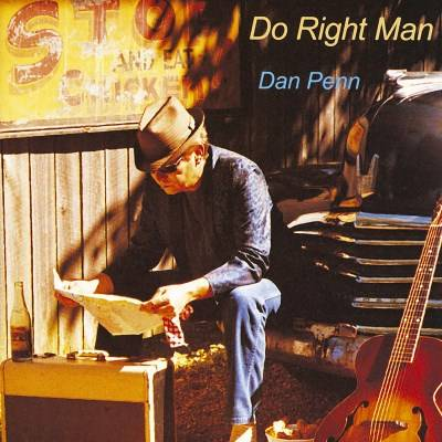 Dan Penn - Do Right Man [SYEOR 2018 Exclusive LP]