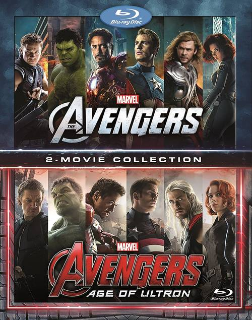 Marvel's The Avengers: 2-Movie Collection