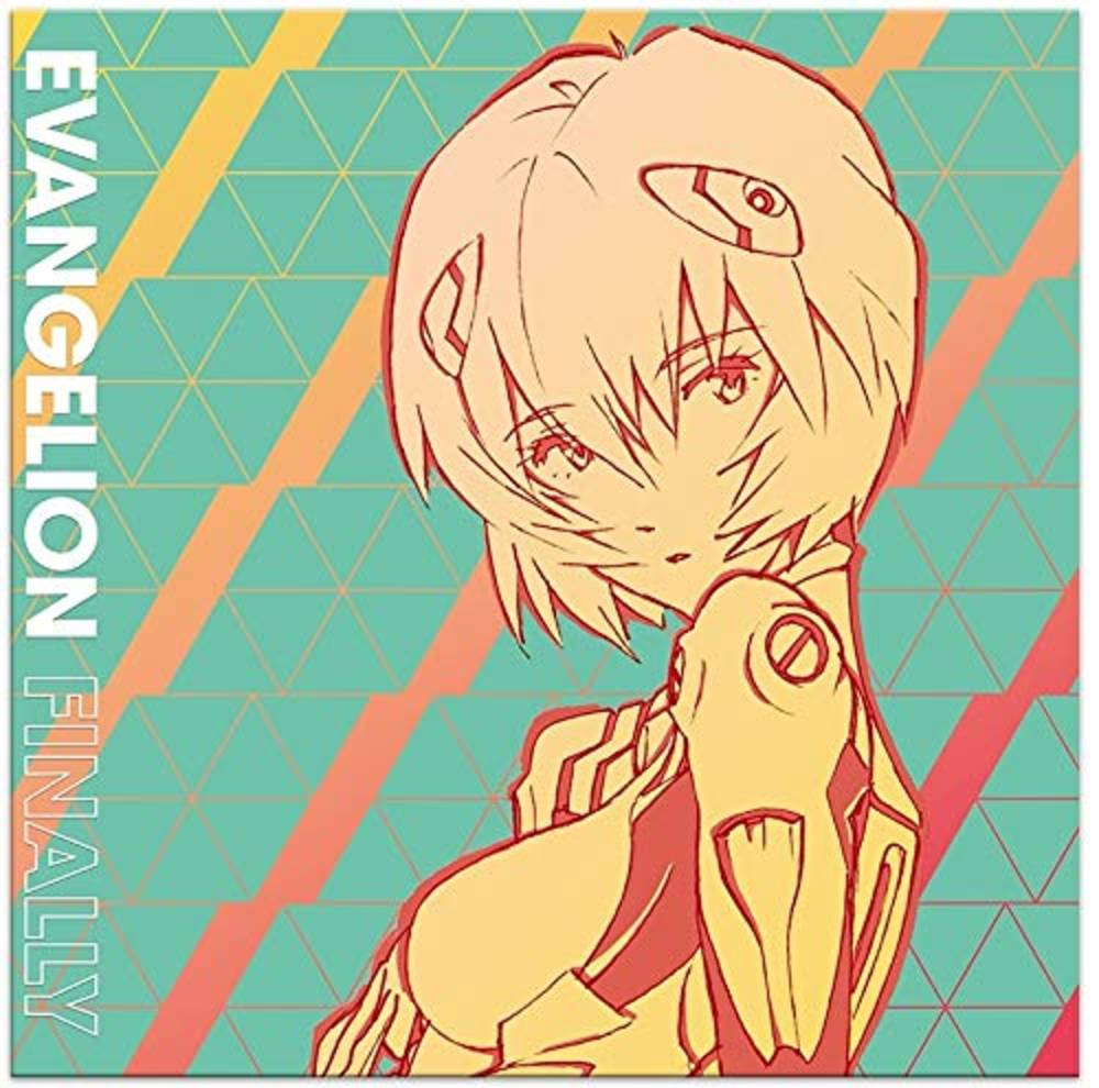 Various Artists - Evangelion Finally (Original Soundtrack) [Blue Rei-nbow Splattered LP]