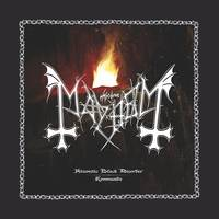 Mayhem - Atavistic Black Disorder/Kommando EP [Indie Exclusive Limited Edition Aqua Vinyl]