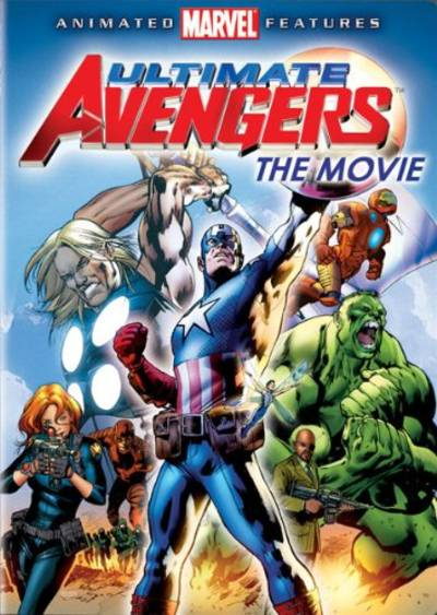 Marvel's The Avengers [Animated] - Ultimate Avengers - The Movie