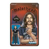 Lemmy - LEMMY  MOTORHEAD REACTION FIGURE