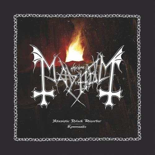 Mayhem - Atavistic Black Disorder/Kommando EP [Vinyl]