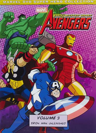 The Avengers: Volume 3 - Iron Man Unleashed