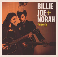 Billie Joe + Norah - Foreverly [SYEOR 2021 Orange Ice Cream LP]